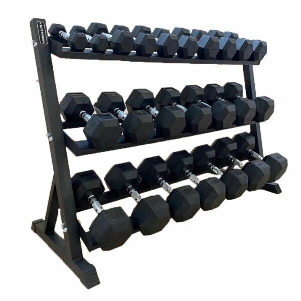 Blirz Fitness Hex Dumbbells