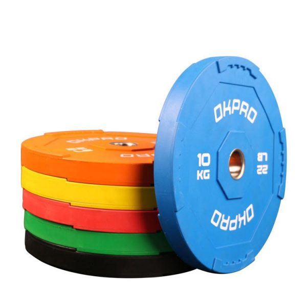 Colour Olympic Rubber Bumper Plate 51mm