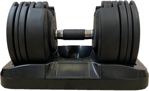 Blitz Fitness Adjustable Dumbbells