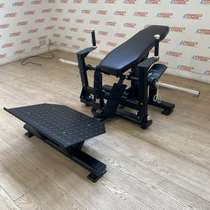 Plate Loaded Hip Thrust By Blitz Fitness