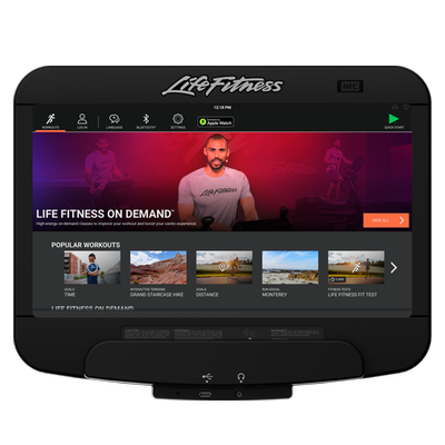 Life Fitness Discover SE3 HD Console