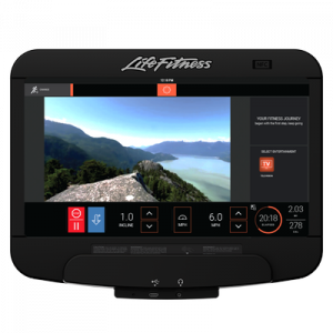 Life Fitness Discover ST Console
