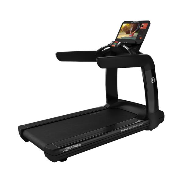 Life Fitness Elevation Series Treadmill Discover SE3HD Black Onyx