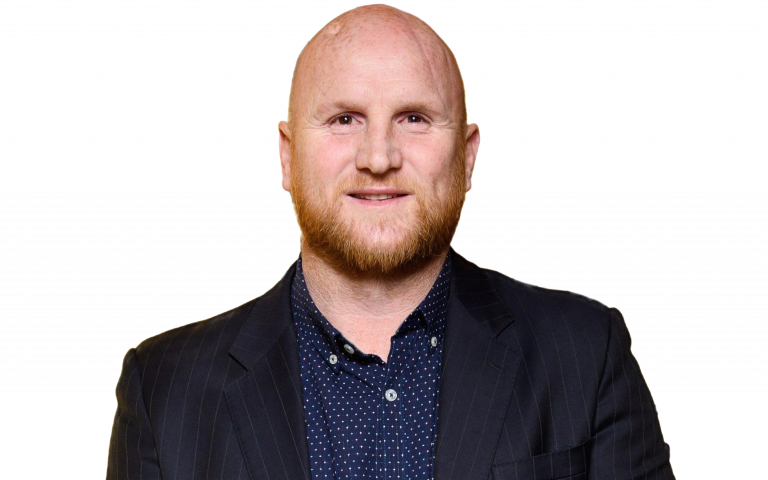 John Hartson - image courtesy of CREDIT: Hordle/INhouse images