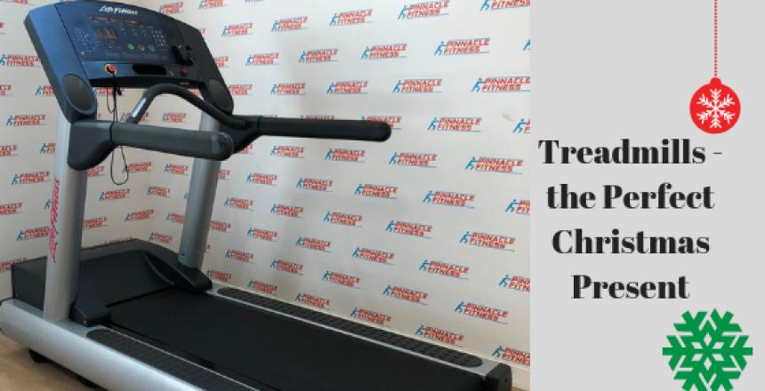 Treadmills - the perfect Christmas Present