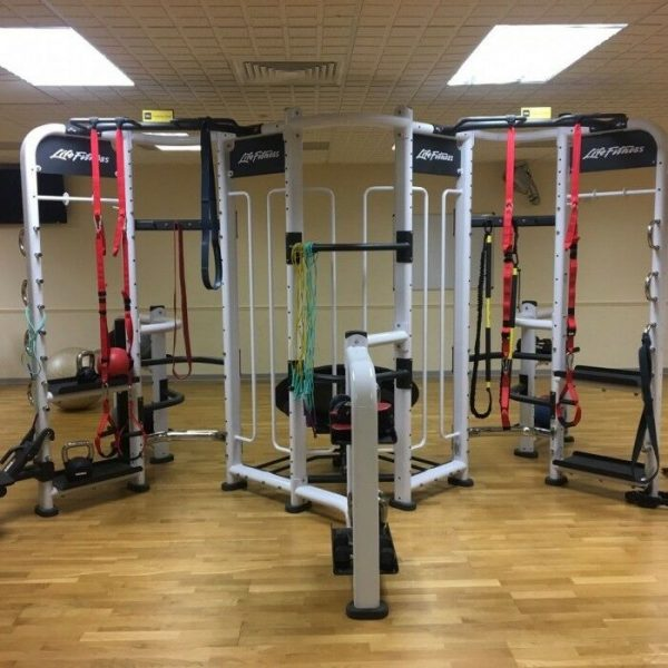 Life Fitness Synrgy 360S Combo Package (Functional Training Rig ) Cross Fit