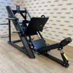 Plate-Loaded-45-Degree-Leg-Press-by-Blitz-Fitness-New-184399114881
