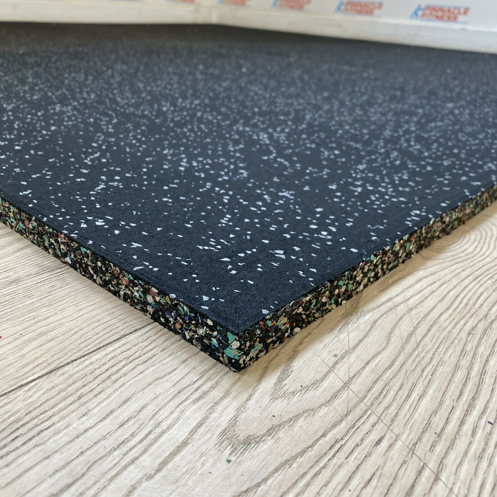 Rubber Gym Flooring 1m X 20mm