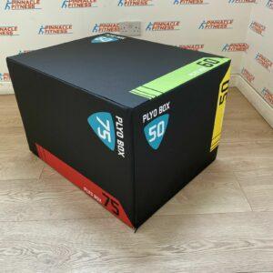plyometric jump box